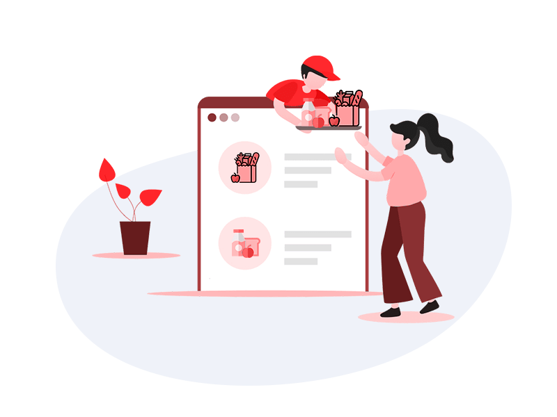 Online Grocery Delivery Software (On-Demand Grocery Stores)